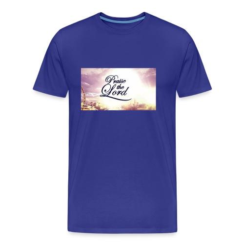 Praise The Lord T-Shirt - Men's Premium T-Shirt
