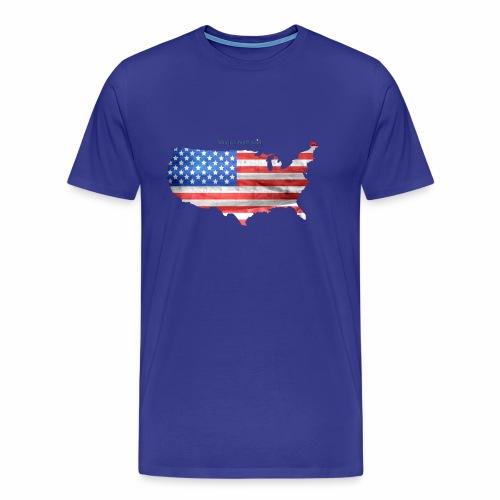 Murica, nuff said - Men's Premium T-Shirt