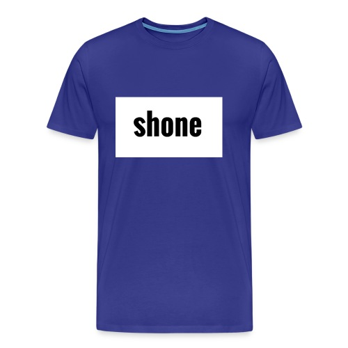 shone - Men's Premium T-Shirt
