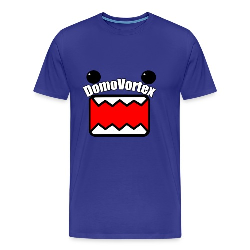 DomoVortex - Men's Premium T-Shirt