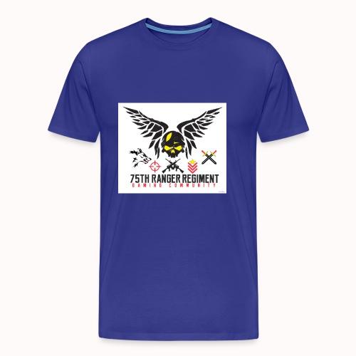 75th Ranger Regiment Gaming Community - Men's Premium T-Shirt