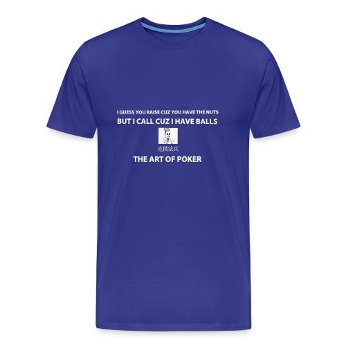 0F97D840 46B8 4405 8315 10AA1A2666D5 - Men's Premium T-Shirt