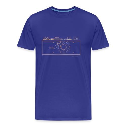 GAS - Leica M1 - Men's Premium T-Shirt