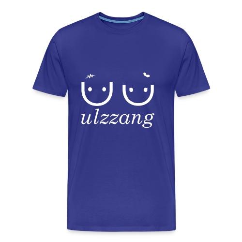 Ulzzang - Best Face - Men's Premium T-Shirt