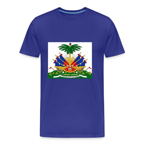 haitian 101 - Men's Premium T-Shirt