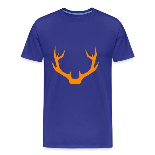 Antlers - Men's Premium T-Shirt