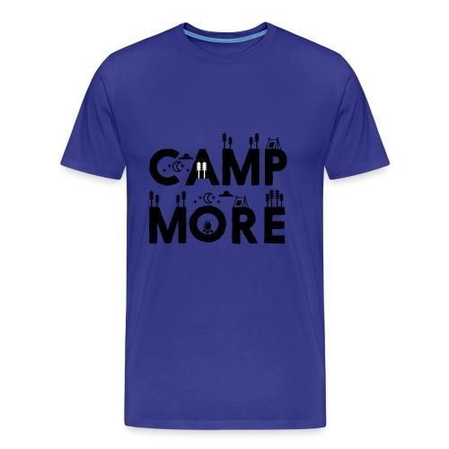 Camping - Men's Premium T-Shirt