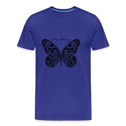 Fly Away B - Men's Premium T-Shirt