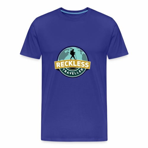 Reckless Traveller - Men's Premium T-Shirt