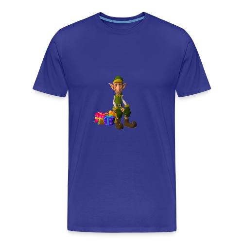 eleven 553756 1280 - Men's Premium T-Shirt