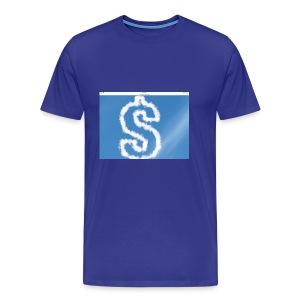 King cloud bro - Men's Premium T-Shirt