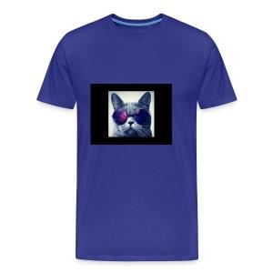 cool cat - Men's Premium T-Shirt