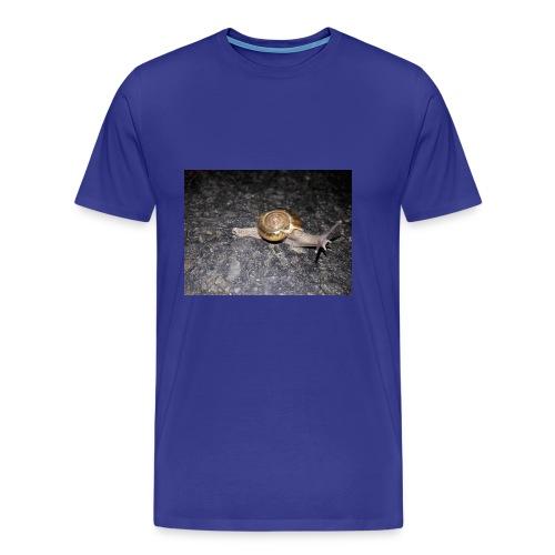 শামুক - Men's Premium T-Shirt