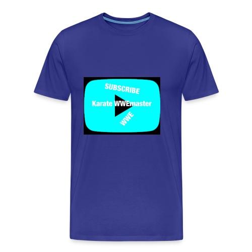 CA7FA855 E1DF 4A7A A1D5 5AE4FFC61AA3 - Men's Premium T-Shirt