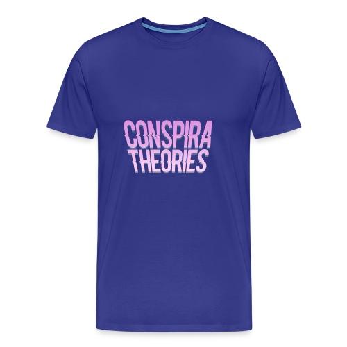 Women's - ConspiraTheories Official T-Shirt - Men's Premium T-Shirt