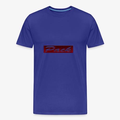 packss - Men's Premium T-Shirt