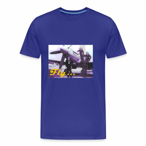 Fly Girls - Men's Premium T-Shirt