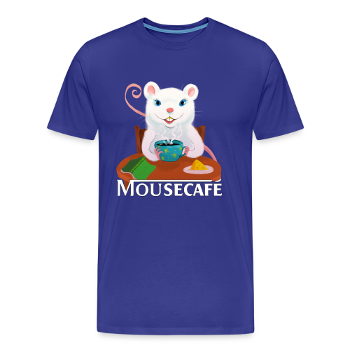 MouseCafe - Men's Premium T-Shirt