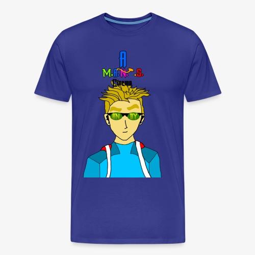 Andy For Merch MANS Cinema - Men's Premium T-Shirt
