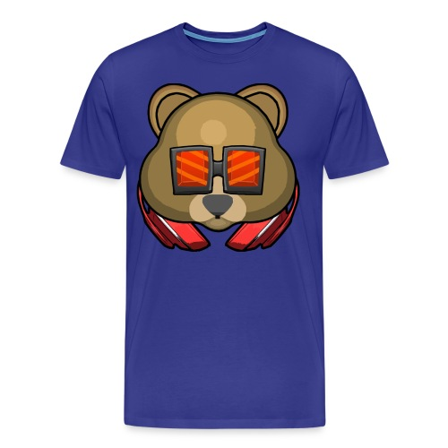 bearmoji - Men's Premium T-Shirt