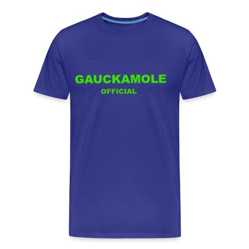 OFFICIAL GAUCKAMOLE - Men's Premium T-Shirt