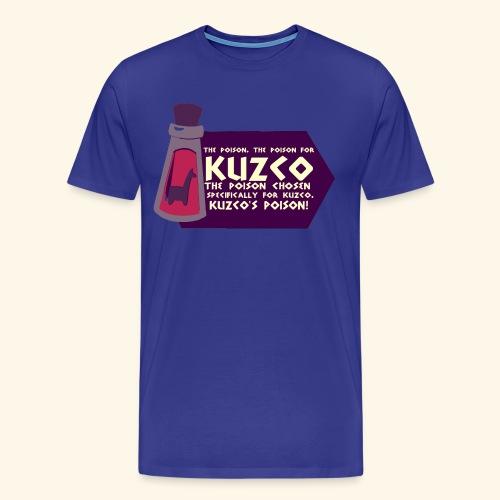 kuzco - Men's Premium T-Shirt