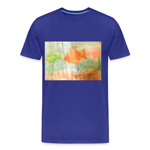 Autumn Sea - Men's Premium T-Shirt