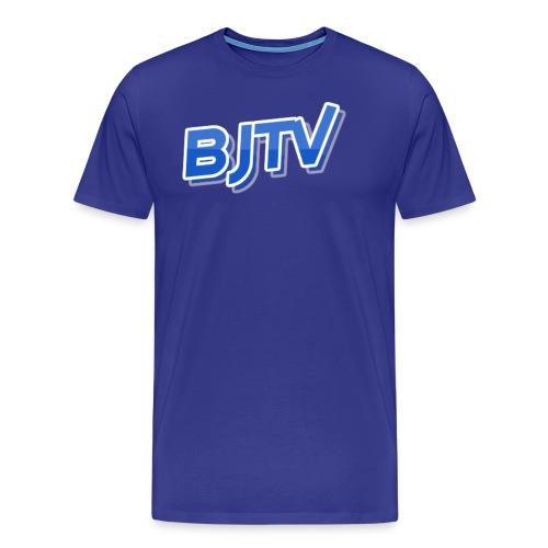 BJTV - Men's Premium T-Shirt
