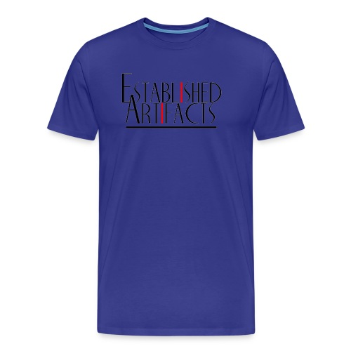 Nightclub Black - Men's Premium T-Shirt