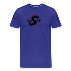 The s swivex - Men's Premium T-Shirt