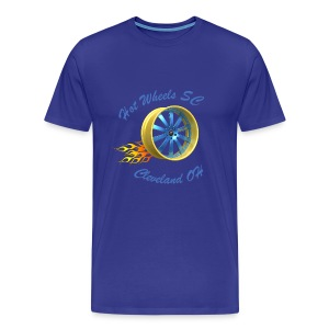 Hotwheels Club Shirt - Men's Premium T-Shirt