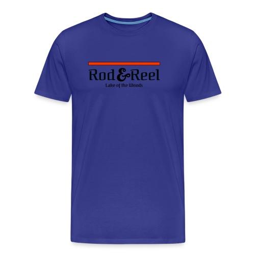 RodandReelSimple - Men's Premium T-Shirt