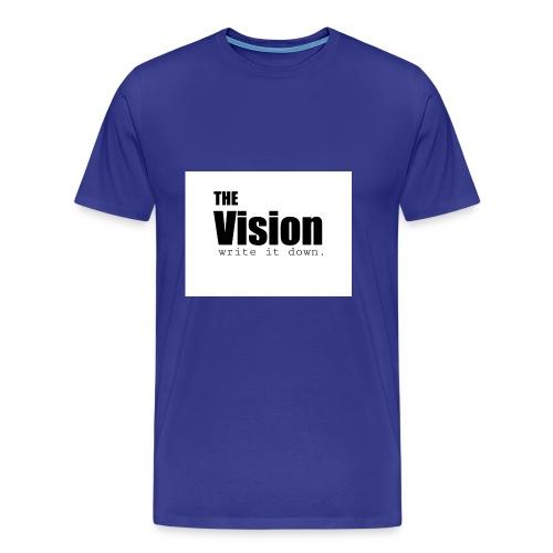 the_vision - Men's Premium T-Shirt