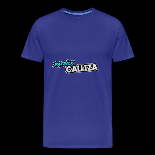 Patrick Calliza Official Logo - Men's Premium T-Shirt