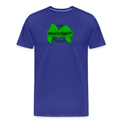 Minicraft - Men's Premium T-Shirt