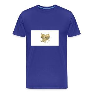 HairBoss - Men's Premium T-Shirt