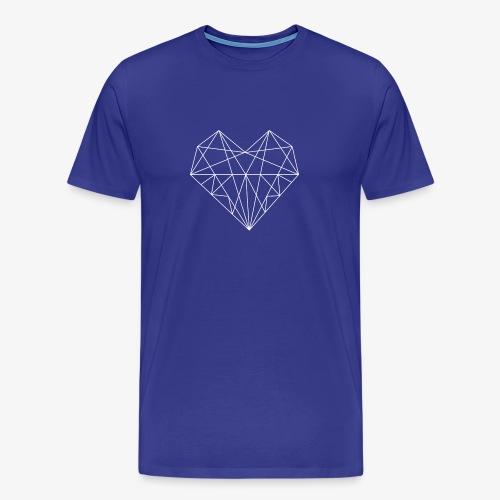 Heart Knockout - Men's Premium T-Shirt
