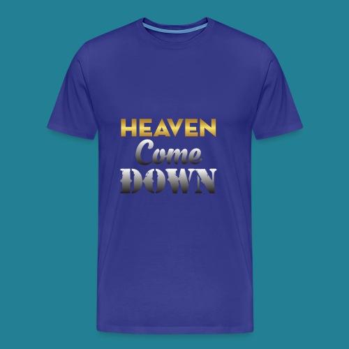 Heaven Come Down - Men's Premium T-Shirt