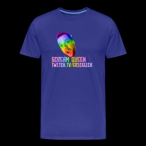 Scream Queen Pride Shirt - Men's Premium T-Shirt