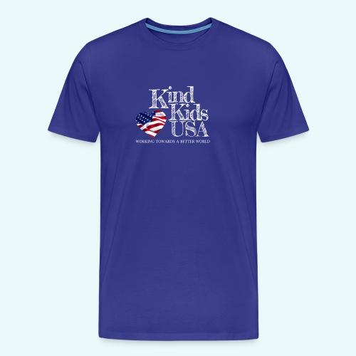 Kind Kids USA - Men's Premium T-Shirt