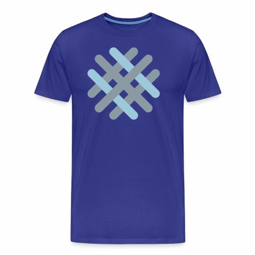 Quality Hill Logo - Men's Premium T-Shirt