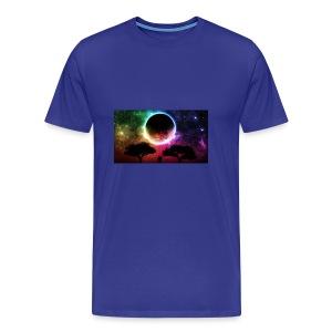 the night - Men's Premium T-Shirt