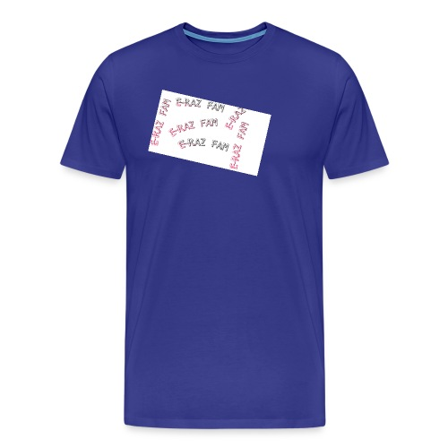 FIRST E-RAZ MERCH - Men's Premium T-Shirt