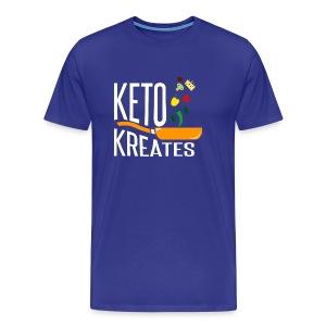 Keto Kreates - Men's Premium T-Shirt