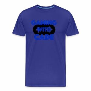GamingWithCade Shop - Men's Premium T-Shirt
