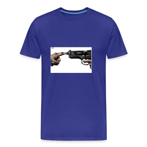 Nogunz - Men's Premium T-Shirt