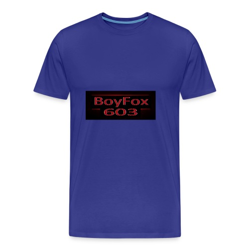 BoyFox 603 Stranger Things - Men's Premium T-Shirt