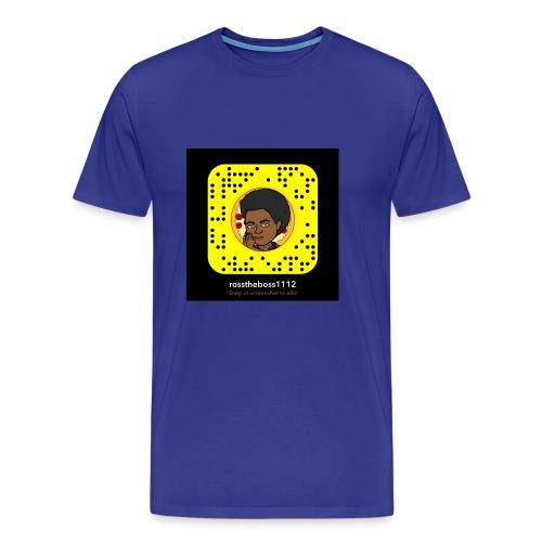 Snap code hoodie - Men's Premium T-Shirt