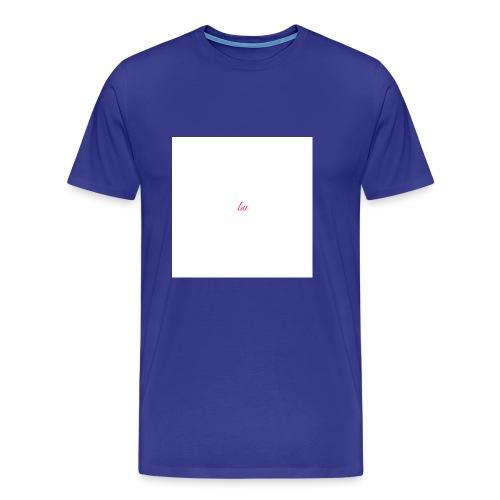 My - Men's Premium T-Shirt
