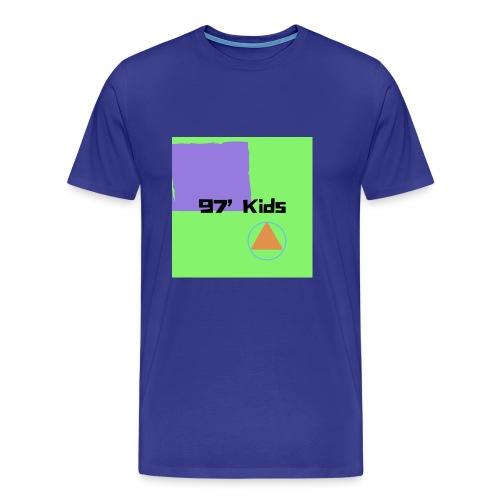 97 Kids - Men's Premium T-Shirt